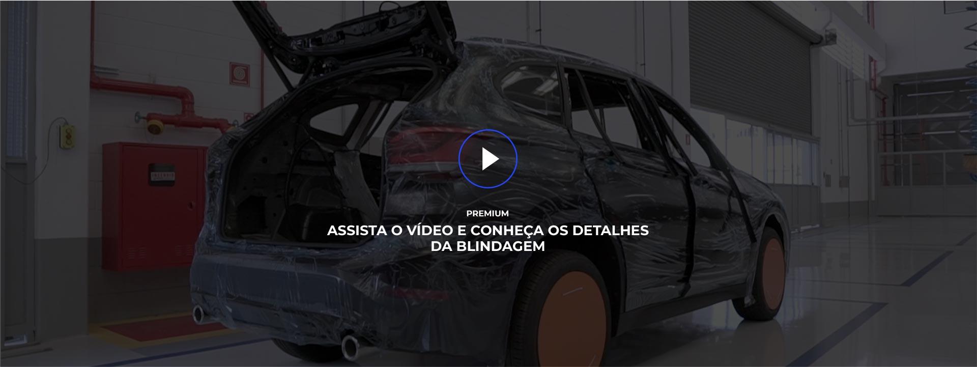 Vídeo Blindagem - Protech Blindagens