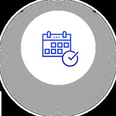 Icon Agendar - Protech Blindagens