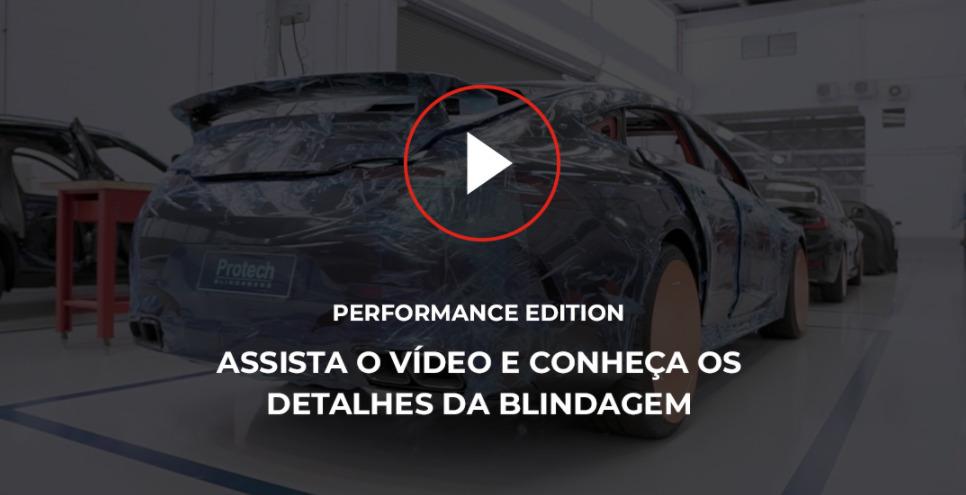Video Blindagem Performance - Protech Blindagens