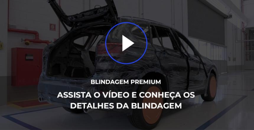 Video Blindagem Premium - Protech Blindagens